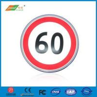 China Solar traffic road sign wholesale