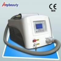 China Q switched nd yag laser eyebrow embroidery removal machine wholesale