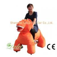 China dinosaur walking animals car wholesale