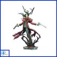 China Custom Make Hot Selling Polyresin Anime Resin Action Figure wholesale
