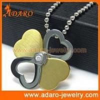 China 316L stainless steel charm pendant for men and women wholesale