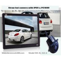 China Factory supplys directly straw hat front camera,reversing camera,backup camera for cars wholesale