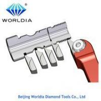 China Diamond Cutting Tool PCD Grooving Insert wholesale