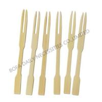 Buy cheap Bamboo fork from wholesalers