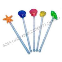 Buy cheap Cocktail stick & toothpick Four items plastic wine pick from wholesalers