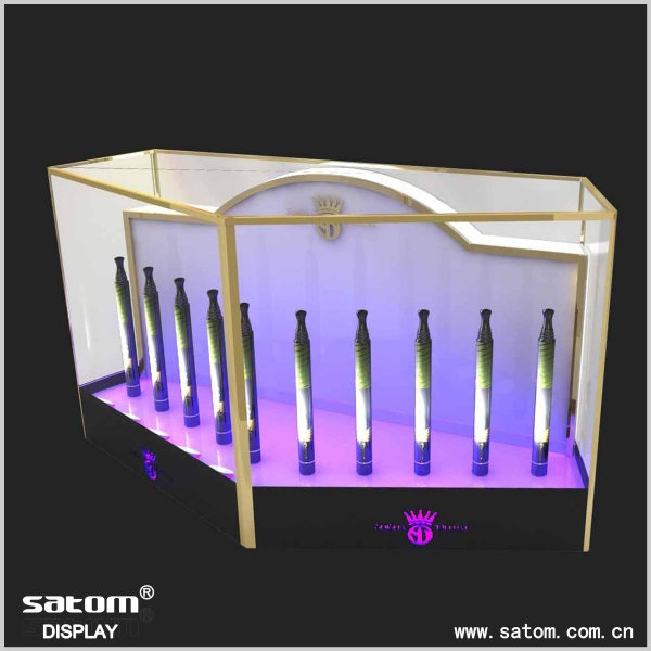 e cigarette display rack of satom. Black Bedroom Furniture Sets. Home Design Ideas