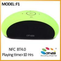 China OMES Bluetooth Speaker Touch Control Specia Design OMES F1 Bluetooth Speaker Portable Wireless wholesale