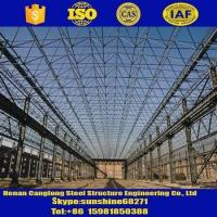 China Steel structure frame China supplier steel structure project wholesale