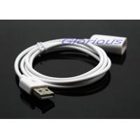China micro USB 2.0 extention data cable for iphone 4,for ipad 1/2, for ipod wholesale