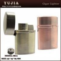 China Best High Grade Special flame Torch cigar lighter single flame on sale