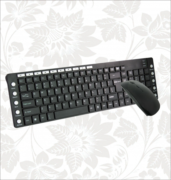 Quality 2.4 GHz Wireless Combo KB8153 for sale