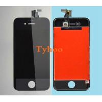 China Apple iPhone 4S LCD Screen Digitizer Assembly with Frame Black wholesale