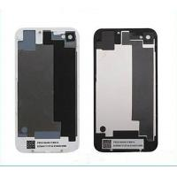 China iPhone 4 4S Glass Back Cover Battery Housing Door Cover wholesale