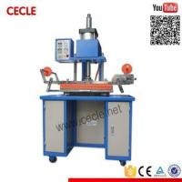 China plate pneumatic hot foil stamping machine plate pneumatic hot foil stamping machine wholesale
