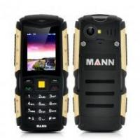 China Cell Phones MANN ZUG S Rugged Phone (Gold) wholesale