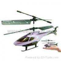 China RC Helicopter SYMA S100 Gyro Micro Palm Sized 3 Channel Indoor RC Helicopter Purple on sale