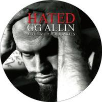 China GG Allin - HATED 11 (2013) wholesale