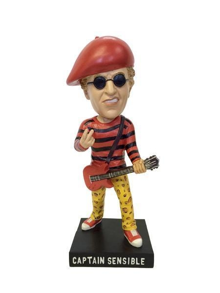 Quality Captain Sensible of The Damned (2014) for sale
