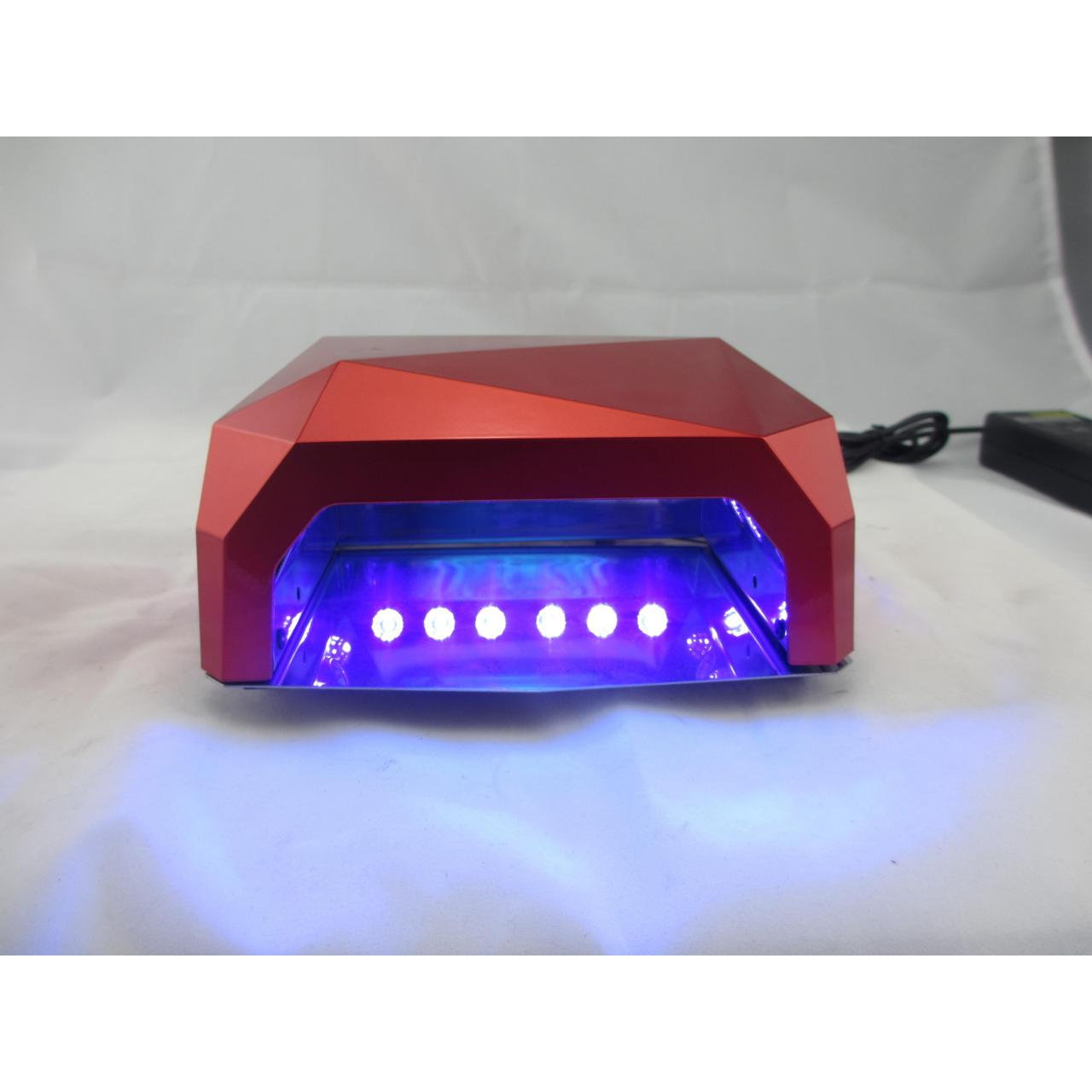Diamand shape 36W LED UV Lamp