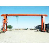 Buy cheap MH Type Electric Hoist Single-girder Gantry Crane from wholesalers