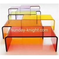 China Plexiglass acrylic red ghost chair AFK-010 wholesale