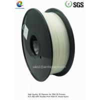 China PLA filament Natural color 1.75/3.0mm wholesale