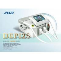 China Permanent Hair Reduction System For Face / OPT + SHR Hair Removal Equipment wholesale