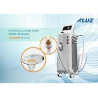 China Multifunction Bikini Hair Removing Laser Machine 10.4 Inch For Clinic wholesale
