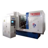China Bevel Gear Milling machine YK2260X Milling Machine (CNC Spiral Bevel Gear Milling Machine) wholesale