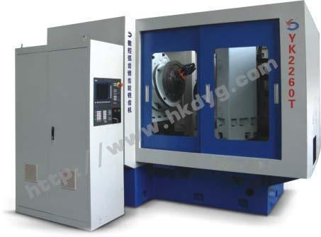 Quality Bevel Gear Milling machine YK2260T Milling Machine (CNC Spiral Bevel Gear Milling Machine) for sale