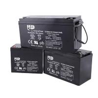 China Industrial Battery (VRLA Battery, Lead Acid Battery with Absorbed Glass Mat Separator) on sale
