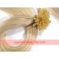 Buy cheap Product: 100% human hair,Good quality,f nail tip indian hair from wholesalers