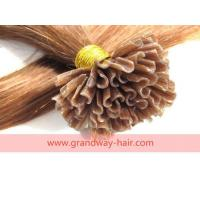 Buy cheap Product: 100%Human hair,Yaki hair extension prebonded U tip hair from wholesalers
