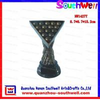 China billiard trophy---NW1427T wholesale