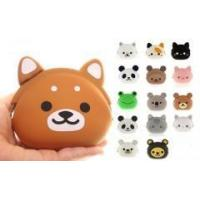 wallet&bag Animal shape silicone purse
