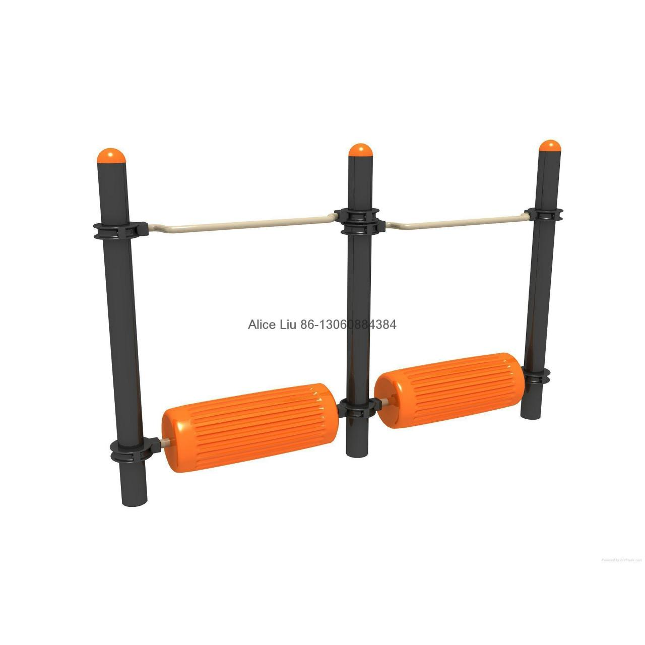 China Double water wheel oem fitness body building equipment wholesale