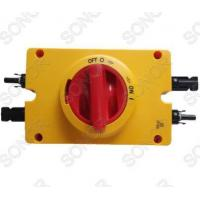 China ELECTRICAL ITEMS Solar AC Isolator Switch wholesale