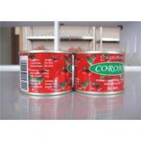 Buy cheap Tomato pastes 70g tomato paste from wholesalers