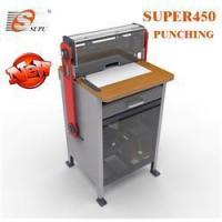 Buy cheap New Professional Paper Punching Machine with Interchangeable Die (SUPER450) from wholesalers