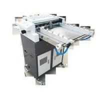 Buy cheap Automatic creasing and perforating machine with half cutting from wholesalers