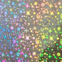 Bopp holographic film Products