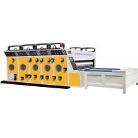 Buy cheap Printing machine Die Cutting and Grooving from wholesalers