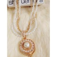 China Jewelry diamond necklaces for women Necklace on sale