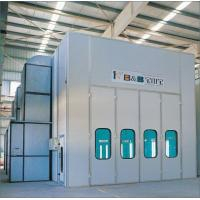 China JM-FB non-sign spray booth wholesale