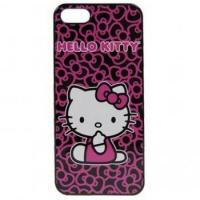 China Hello Kitty Polycarbonate Wrap for iPhone 5 wholesale