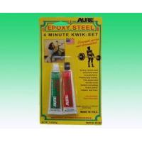 China 4 Minute Clear High Temperature Epoxy Resin Glue Steel AB Adhesive wholesale