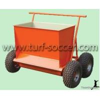 China Artificial Lawn Sand-filling Machine Manual on sale
