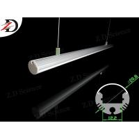 China Round Alunimum Profile LL008 LED Linear Lights for Pendant Lights wholesale