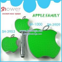 SH-1000 Apple hand shower head abs plastic chrome plated