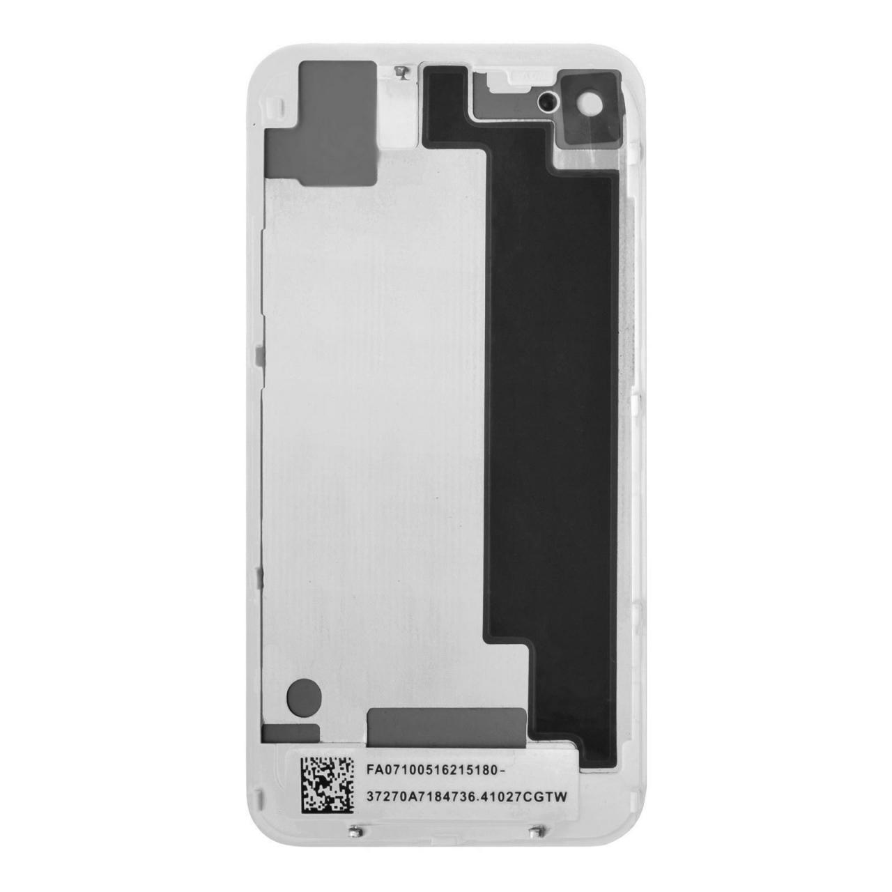China Glass Back Cover Replacement Housing Frame-White No Logo wholesale